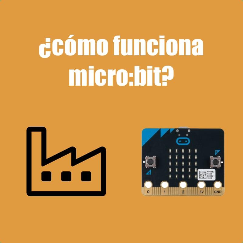 como funciona microbit